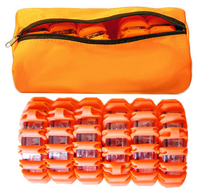 Led Emergency Flares ORANGE