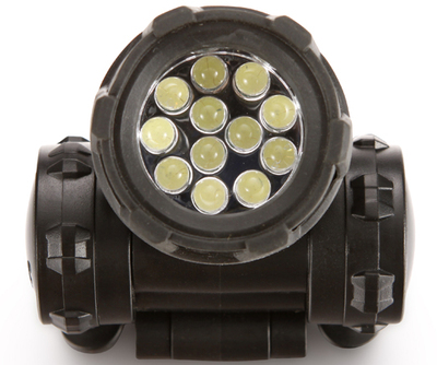 12 LED Headlamp