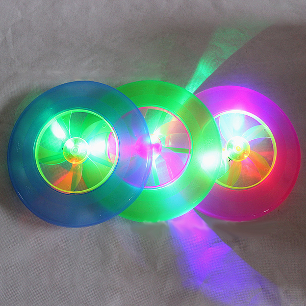 Led Flashing Frisbee