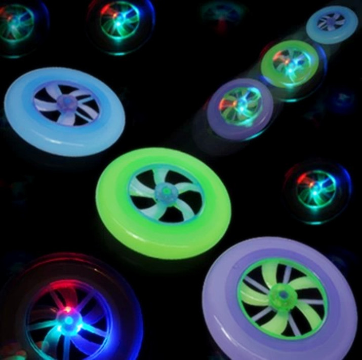 Led Frisbee UFO Led Flying Disk Disc