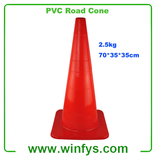 PVC Road Cone PVC Traffic Cone PVC Safety Cone