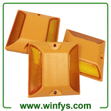 Reflective Raised Plastic Road Markers Pavement Markers Road Studs Road Reflectors