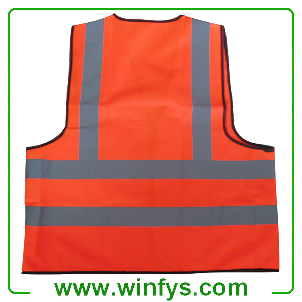 High-Visibility Reflective Cheap Safety Vest