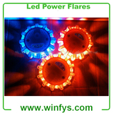 AAA Battery Led Road Flares With Hook