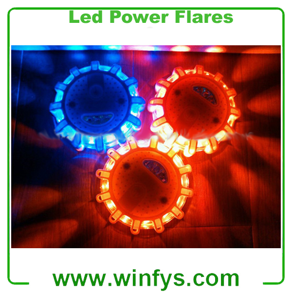 AAA Battery Led Road Flares