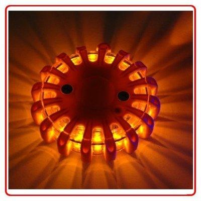 Бесплатная доставка 9 в 1 16 из светодиодов оранжевый янтарный из светодиодов питания вспышки