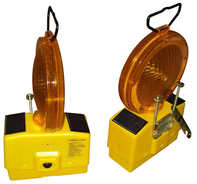 Light-Controlled Solar Led Barricade Light Led Roadblock Light