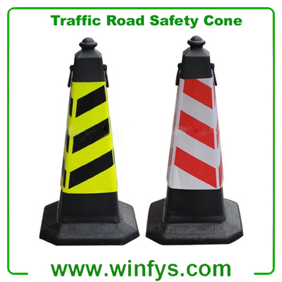 PVC Rubber Road Cone