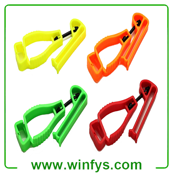 Plastic POM Detachable Safety Glove Clips Glove Holders Clips Glove Clips Glove Holders