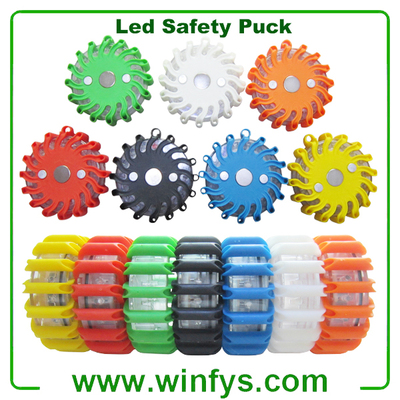 Rechargeable Led Safety Puck