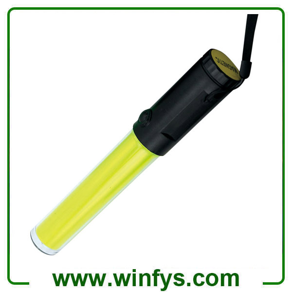 LED Yellow Traffic Wand
