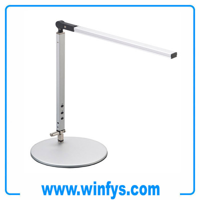 12V 6W Foldable Aluminium Touch Led Dimmable Table Light