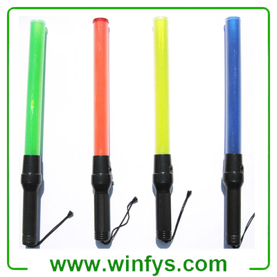 21 Inch 54cm C Battery 6 Led Traffic Baton Led Traffic Wands