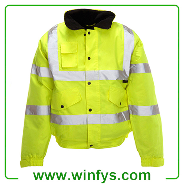 High Visibility Reflective Garments