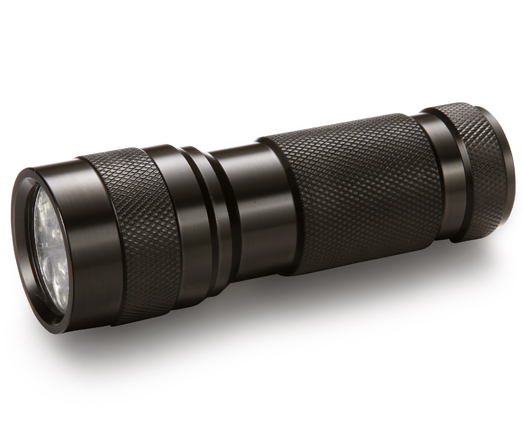 12 LED Aluminium LED Flashlights
