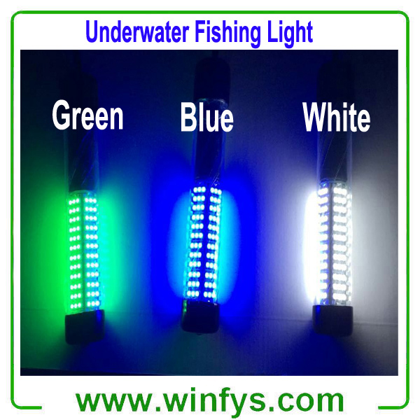 Underwater Green Fishing Light Stick Submersible Fishing Light