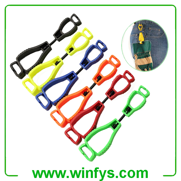 Glove Hook Plastic Glove Holder Clips POM Glove Clips Glove Guard Clips Glove Grabber Glove Clip Keeper