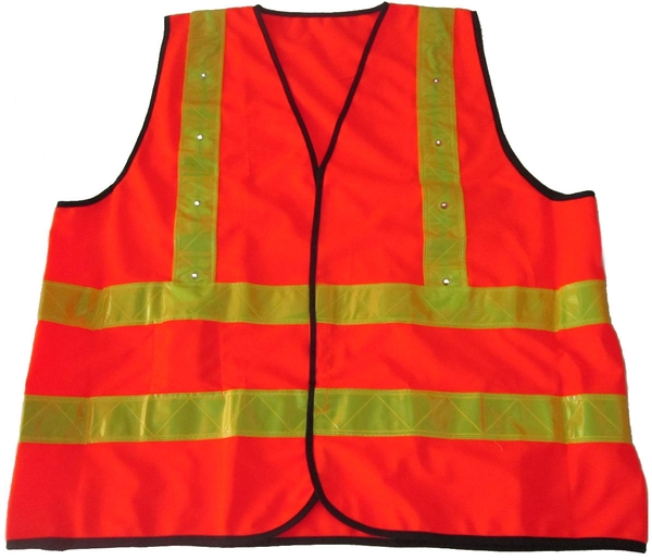 Flashing Led Vest Led S Safety Vest