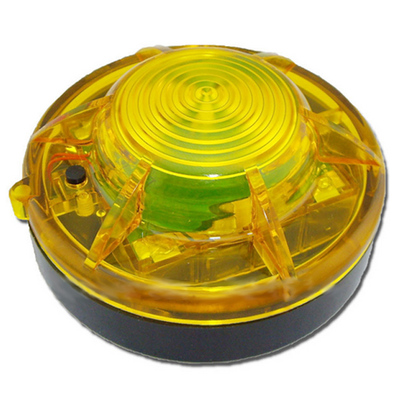 Clear Yellow Red Green Blue LED Strobe Beacon