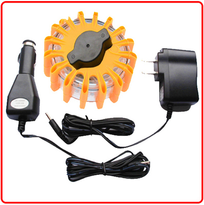 Rechargeable Traffic Led Flares Lights