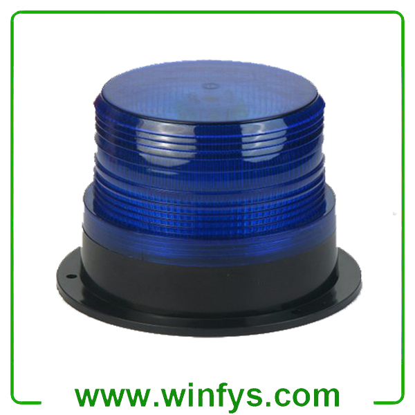 12V 24V Red Yellow Green Blue Rechargeable Led Strobe Lights