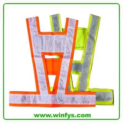 High Visibility Safety Reflective Vest