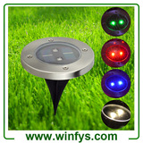 Solar Ground Light Solar Garden Lights Solar Lawn Light Solar Bollard Lights Lamp