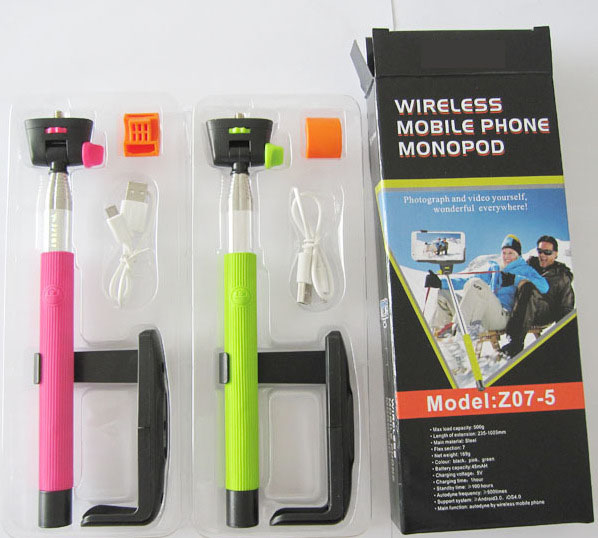 Handheld Wireless Bluetooth Selfie Stick