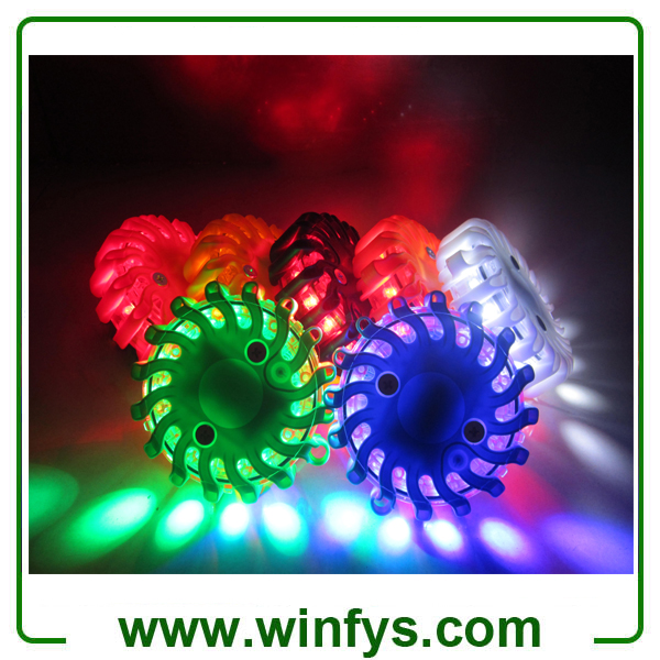 Rechargeable Led Road Flares