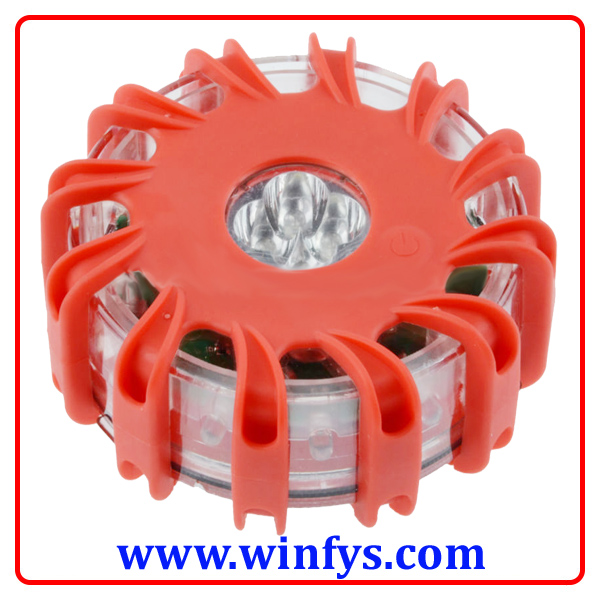 Rechargeable LED Alert Flare Beacon