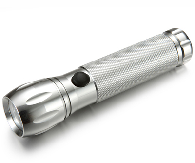 3-LED Aluminium Flashlight SL-023
