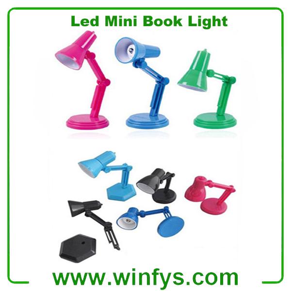 Clip Led Mini Book Lamp