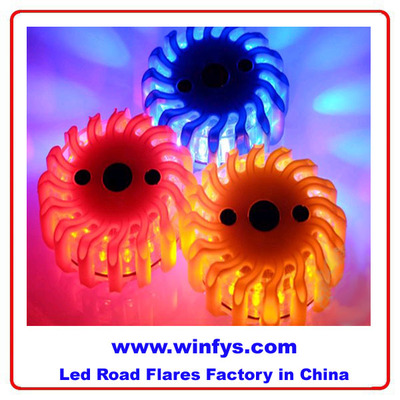 Rechargeable Led Safety Flares