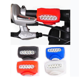 7 LED Bike tail rear front light​