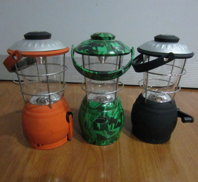 12 LED Rechargeable LED Camping Lanterns