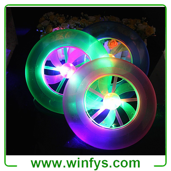 Led Flashing Flying Disc
