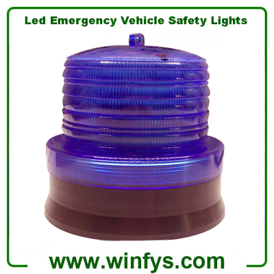 Blue Led Emergency Car Safety Lights