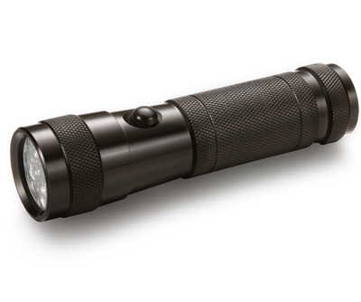 12-LED Aluminium Flashlight SL-011