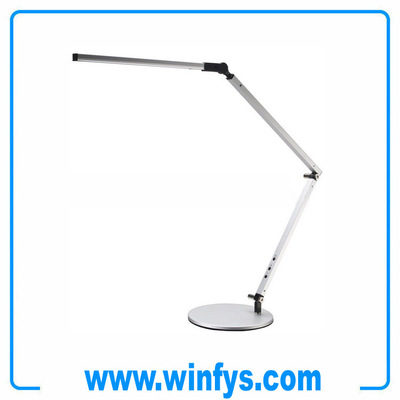 12V 6W Foldable Aluminium Touch Dimmable Led Table Light