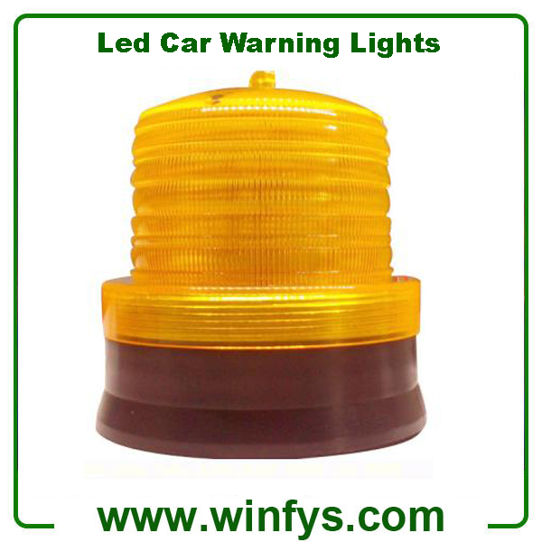 Yellow Led Car Warning Lights Led Strobe Beacon