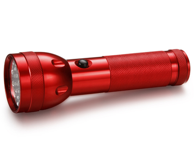 28-LED Aluminium Flashlight