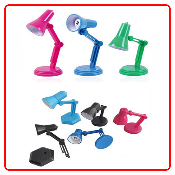 Led Mini Booklight Led Mini Clip Book Light