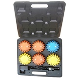 rechargeable led flares 6 pack