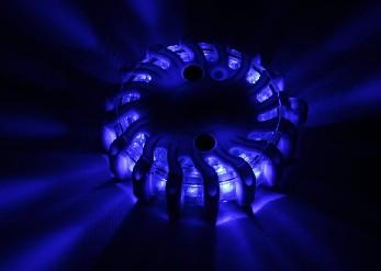 LED Electronic Flares