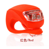 2 LED Bicycle warning safety Light
