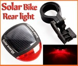 solar bike rear light
