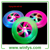 Led Frisbee UFO Led Flying Disk Led Flashing Flying Disc