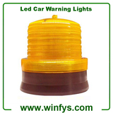 Yellow Led Car Warning Lights Led Strobe Beacon